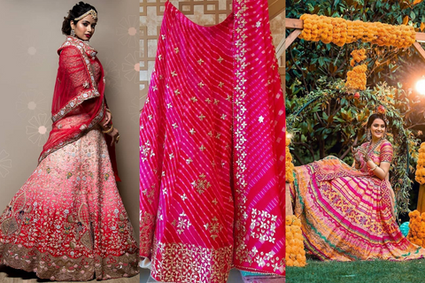 Top 15 Bridal Lehenga Shops In Jaipur! (Insider-Guide)