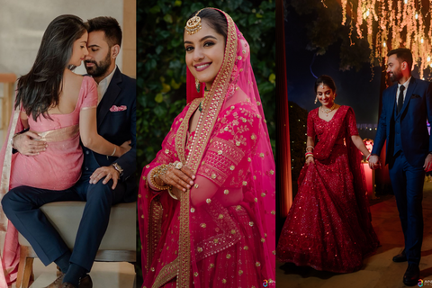 Wedding Pictures Of A Bride Whose Elegance & Grace Will Win Your Heart!