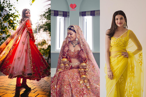 Singham Actress Kajal Aggarwal Is Married! Here Are All The Pictures!