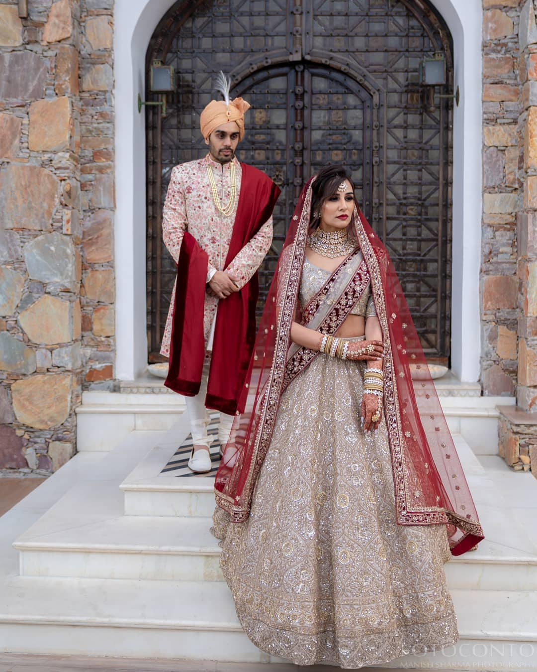 Bridal New Lehenga Color