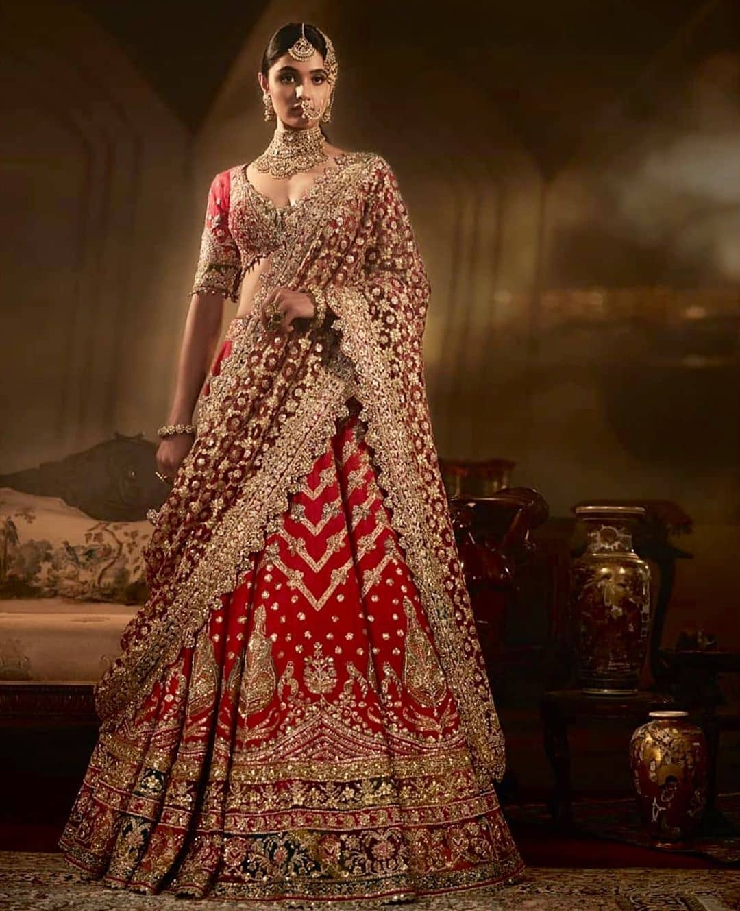RAH Latest Lehenga Colors