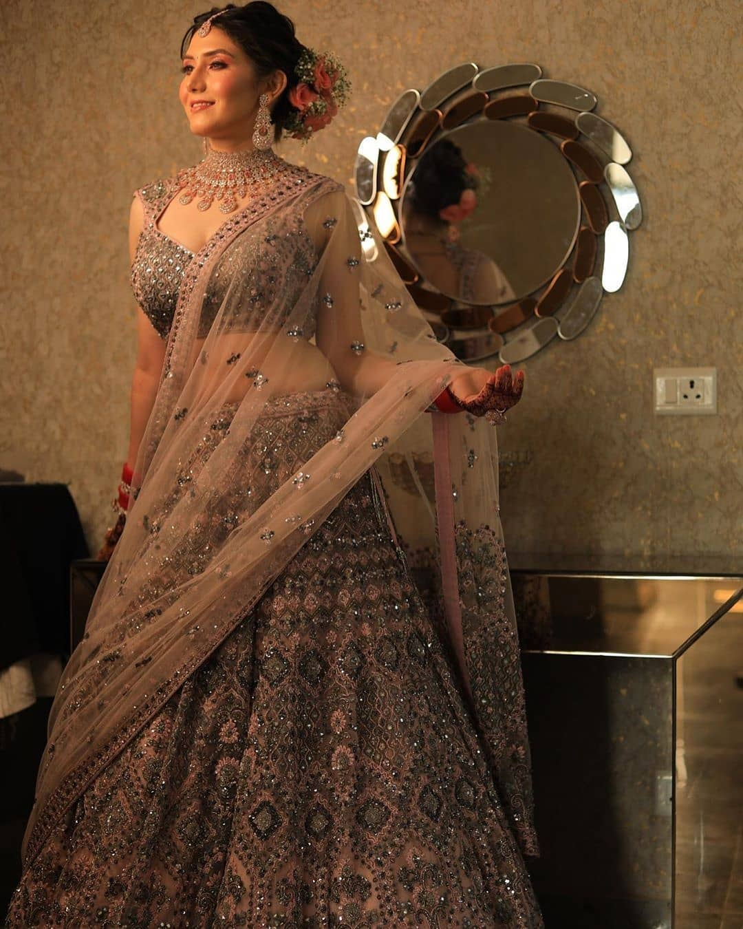 New Lehenga Color For 2020 Brides