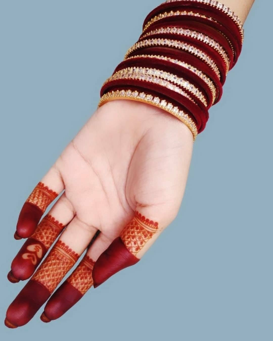 front mehndi design easy and beautiful finger