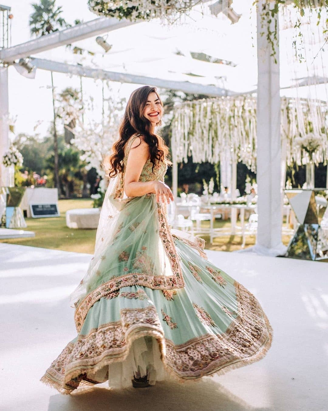New Lehenga Color