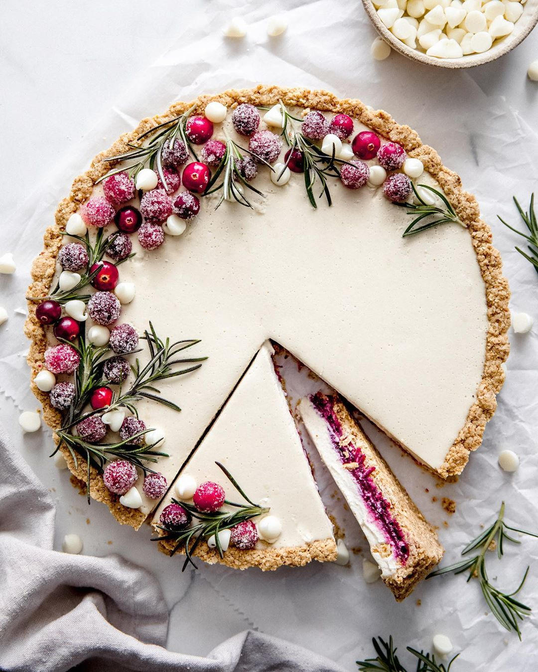 Intimate Wedding Dessert