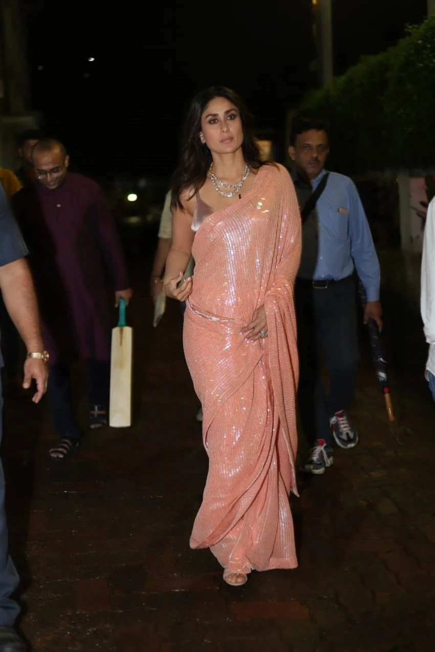 Kareena Manish Malhotra Sequin Saree