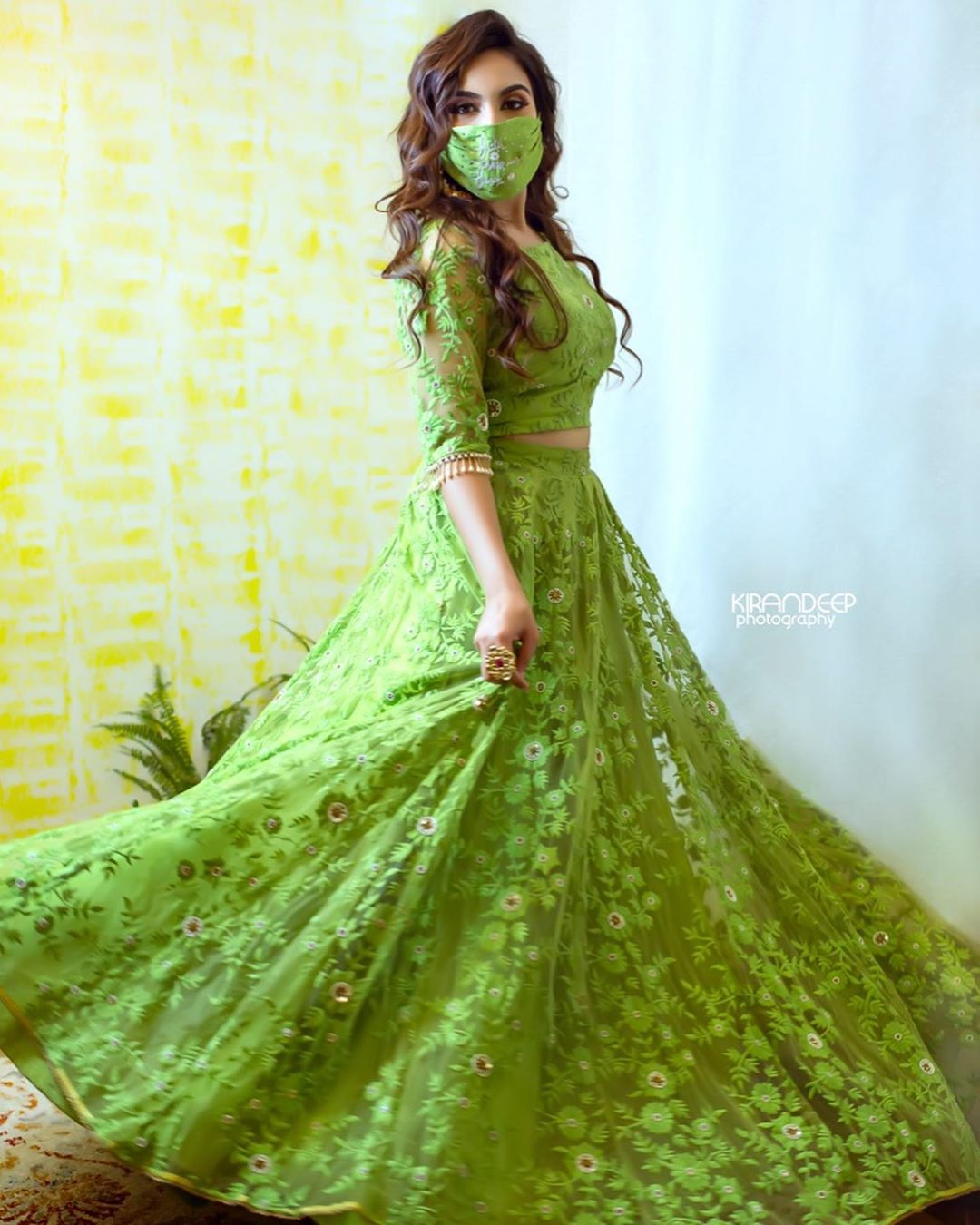 New Color Lehengas 2020