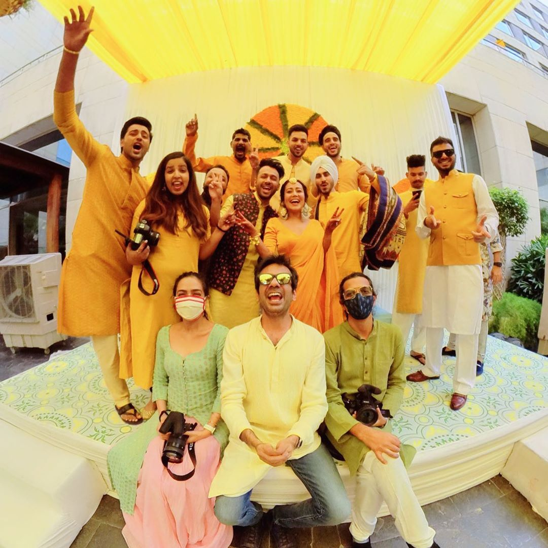 Neha Kakkar Wedding