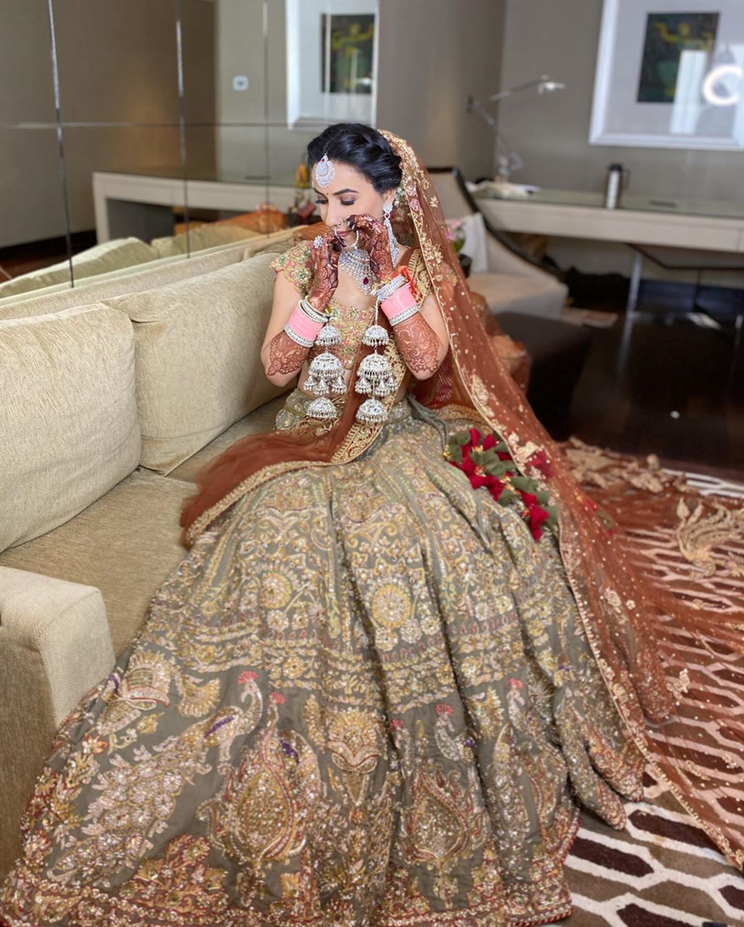 Rimple & Harpreet Lehenga Prices