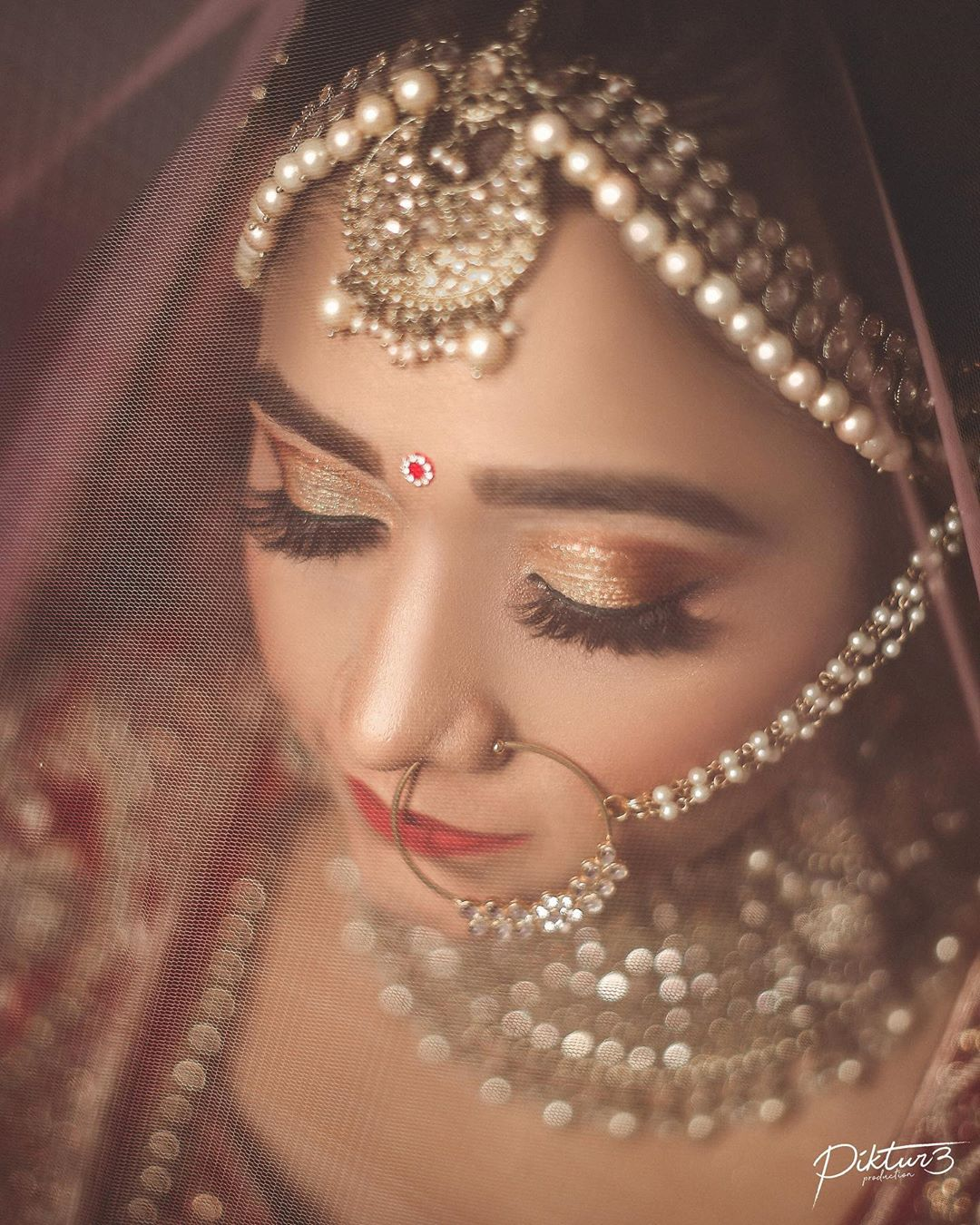 Bridal Eye Makeup
