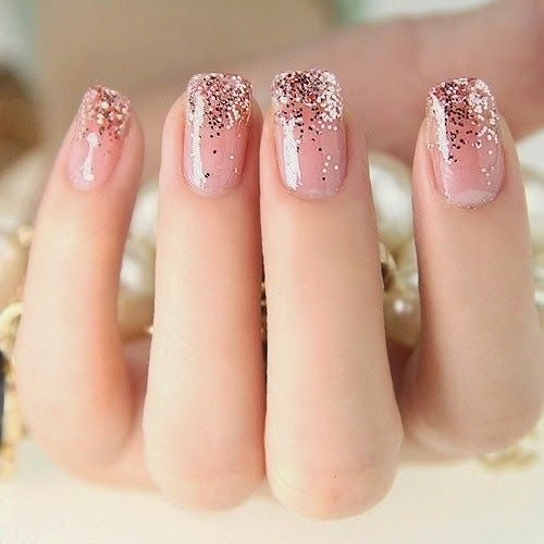 Wedding Nail Art For Indian Brides
