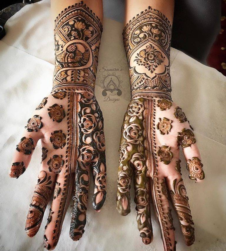 Mehendi for sister of the groom