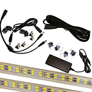 BRIGHT LED showcase light strips