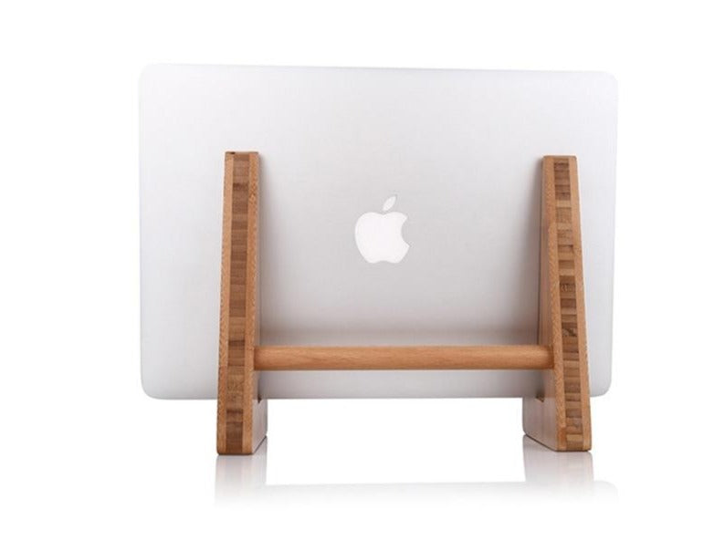 The Bamboo - Ergonomic Laptop Riser Stand