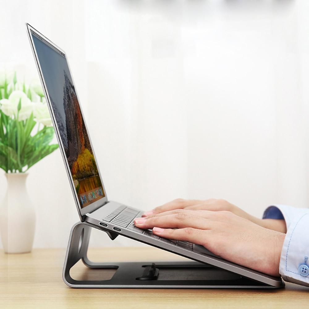 StandzUp The Hook - Ergonomic Laptop Riser Stand