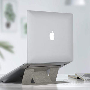 StandzUp The Invisible - Portable Foldable Laptop Stand