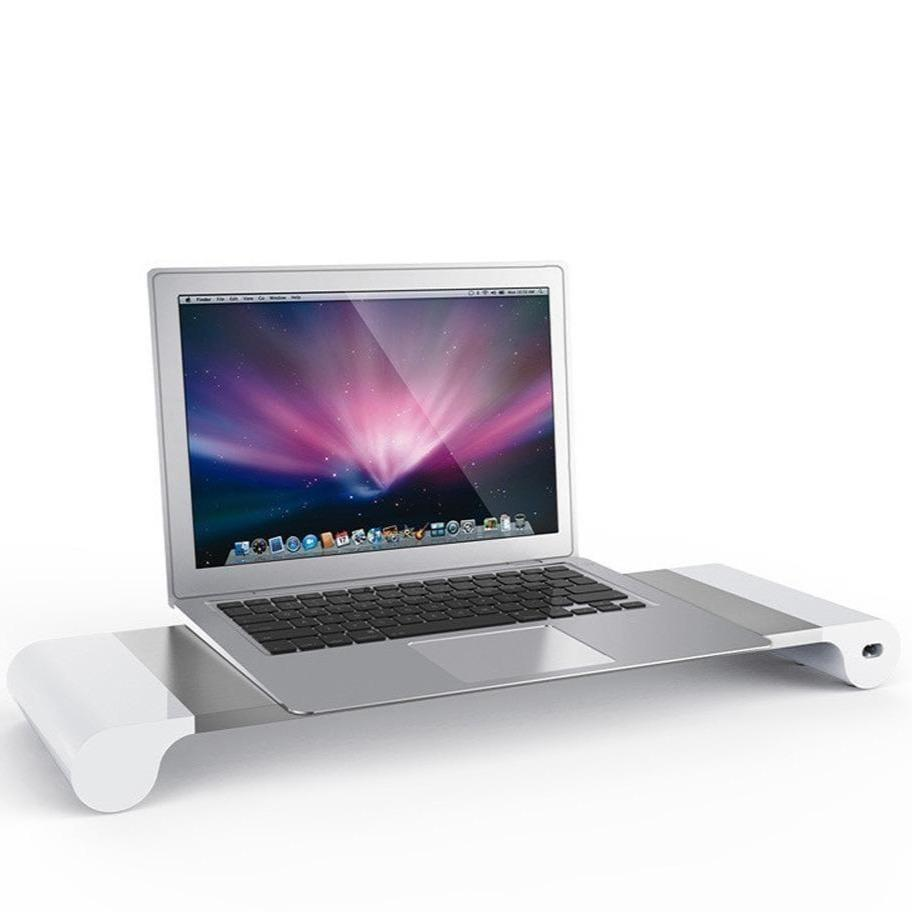 StandzUp The Power Tower - Laptop & Monitor USB Stand