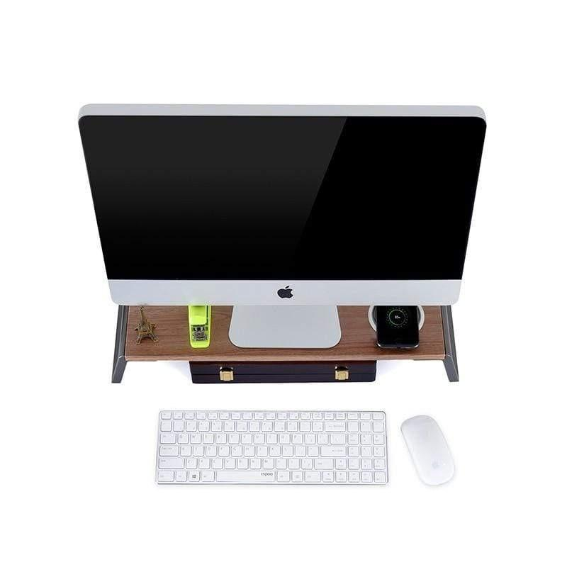 StandzUp The Step Up - Ergonomic Laptop & Monitor Stand