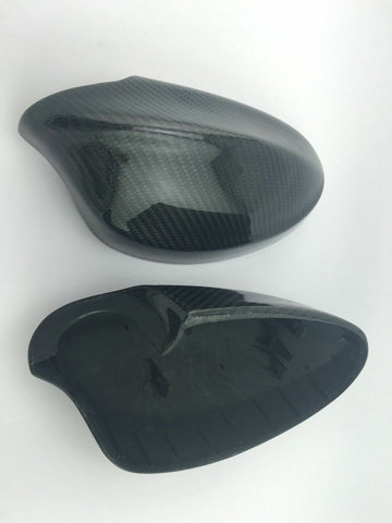 Carbon fiber mirror covers for BMW E90 E91 - SpasGoranov