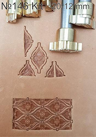 Leather stamp tool Kit #146 - SpasGoranov