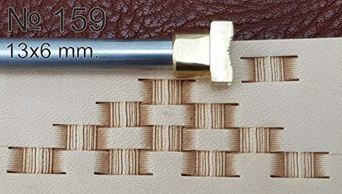 Leather stamp tool #159 - SpasGoranov