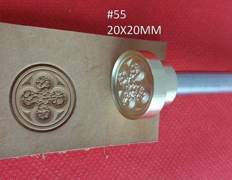Leather stamp tool #55 - SpasGoranov