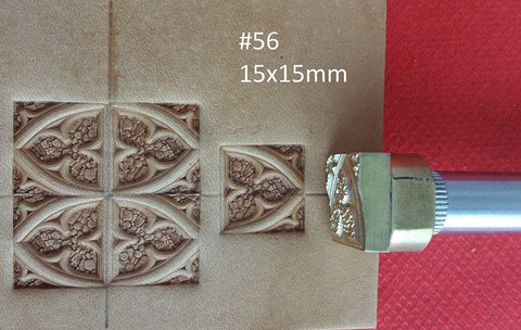 Leather stamp tool #56 - SpasGoranov