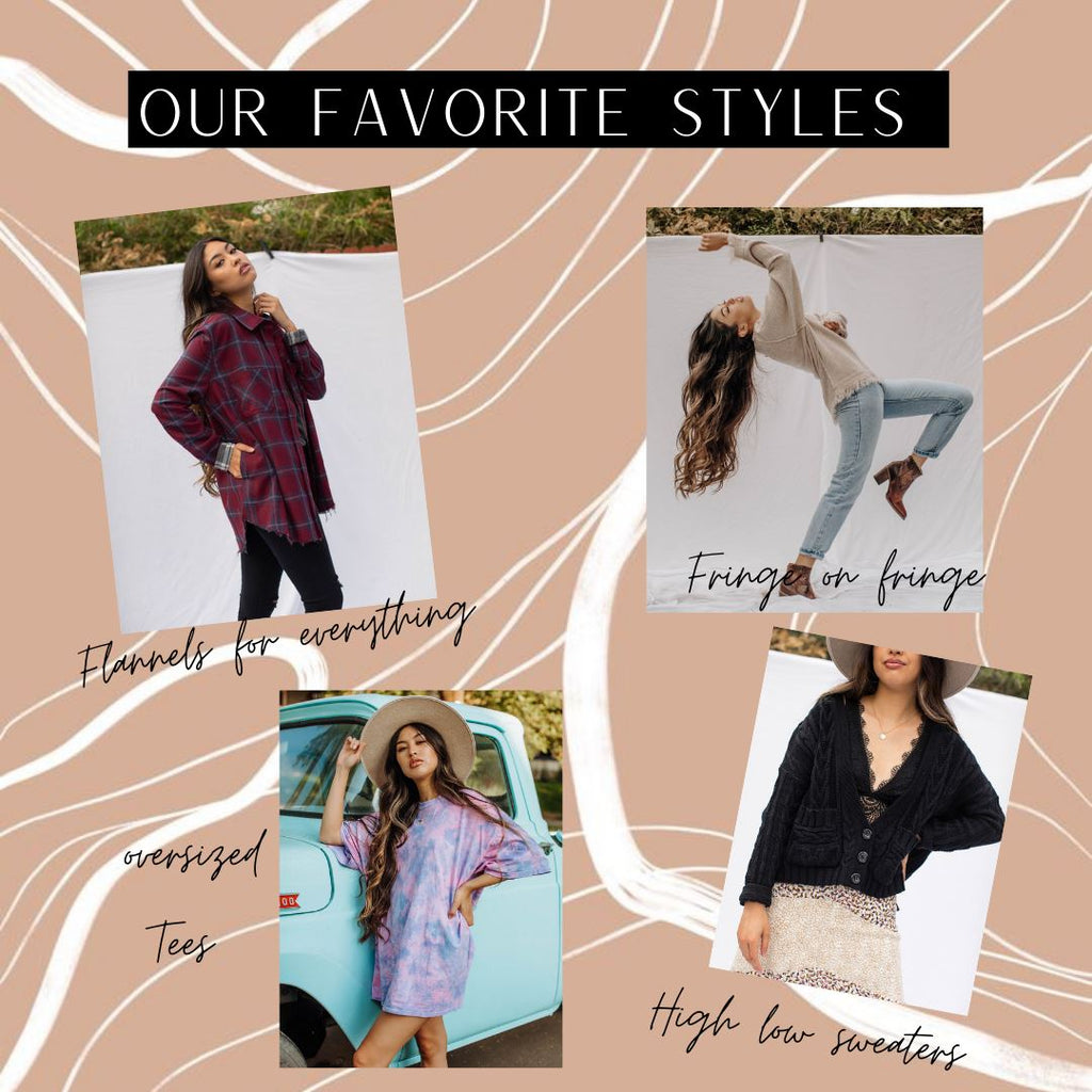 Our Favorite Fall 2020 Styles