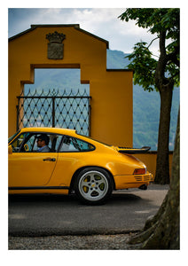 RUF CTR Yellowbird, Lake Como
