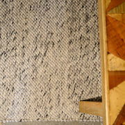 Teppich Pure Wool Ivory/Gray