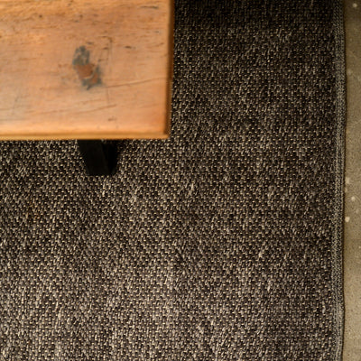 Teppich Pure Wool Anthrazit