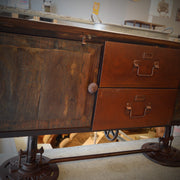 Industrial Chic Sideboard