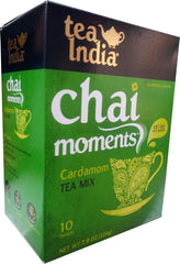 12 Tea India Chai Moments Cardamom Tea Mix Boxes