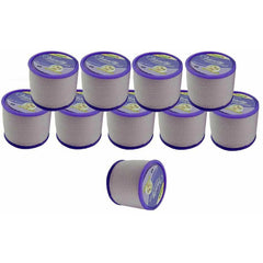 10 Spools - PURPLE Vanity Eyebrow Threading