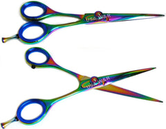 6.5'' Titanium Hair Cutting Shears 5T2