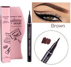 7 Days Eyebrow Dark Brown Tattoo Pen Pencil Liner