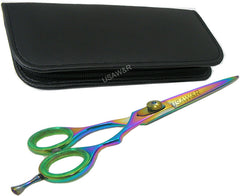 "9T2 - 6"" Titanium Hair Cutting Shears Scissor"