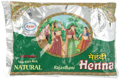 Ayur Natural Henna Powder 200 g Dark Brown