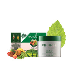 Biotique Fruit Face Pack For Oily & Acne Prone Skin