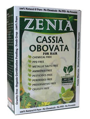 100g Zenia Cassia Obovata Powder Box 2016 Crop - Zenia Herbal