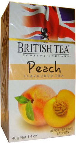 Great British Black Tea 40g Multiple Flavours