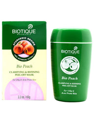 Bio Peach Clarifying & Refining Peel Off Mask