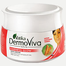 Vatika Dermoviva Fairness Cream 140ml