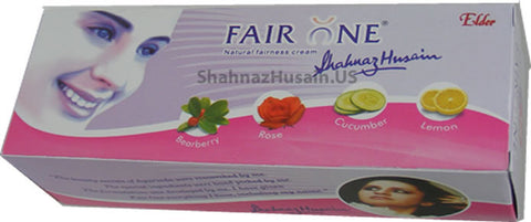 Shahnaz Husain Fair One Cream 50g
