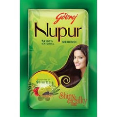 Godrej Nupur Herbal Henna 1kg/2lb