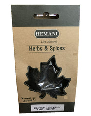Hemani Blackseed Herb Nigella sativa whole Black Seed 100gm
