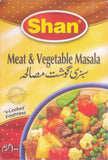 Shan Meat and Vegetable Masala 100g