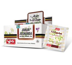 12x Qarshi Johar Joshanda Herbal Tea