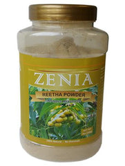 Zenia Aritha Powder Bottle - Zenia Herbal
