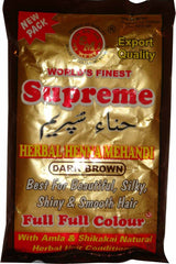 Supreme Herbal Henna Powder - Dark Brown 100 g